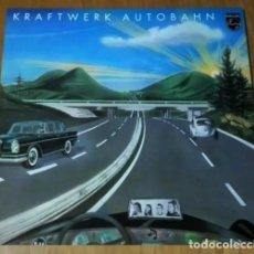 Discos de vinilo: X10 - KRAFTWERK. AUTOBAHN. LP VINILO. NUEVO. Lote 271400173
