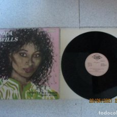 Discos de vinilo: VIOLA WILLS - GONNA GET ALONG WITOUT YOU NOW - MAXI - SPAIN - MAX MUSIC - IBL -. Lote 271410593