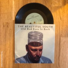 Discos de vinilo: THE BEAUTIFUL SOUTH - OLD RED EYES IS BACK. Lote 271414258