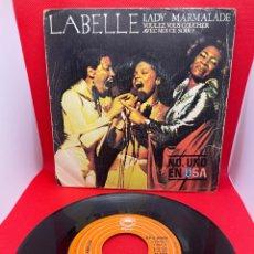 """Discos de vinilo: LABELLE LADY MARMALADE/NIÑOS DEL ESPACIO 7"""" SINGLE 1974 EPIC ED ESPAÑOLA. Lote 271440683"""