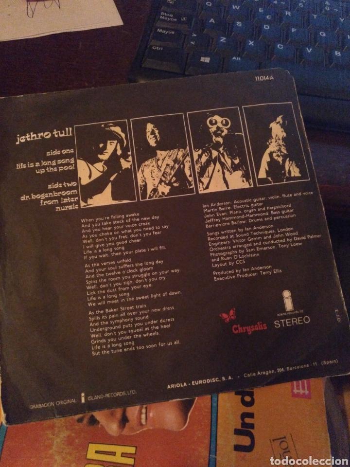 Discos de vinilo: Jethro tull EP con cinco temas - Foto 2 - 271456148