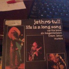Discos de vinilo: JETHRO TULL EP CON CINCO TEMAS. Lote 271456148