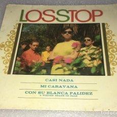 Discos de vinilo: EP LOS STOP - CASI NADA Y OTROS TEMAS - BELTER 51.835 - PEDIDO MINIMO 7€. Lote 271463593