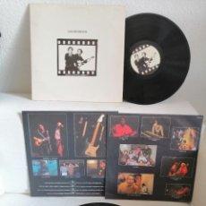 Discos de vinilo: LOS SECRETOS DOBLE LP VINILO DIRECTO 28-2-88-1988 MUY BUEN ESTADO VER + INFORMACIÓN ADJUNTA. Lote 271505543