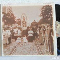 Discos de vinilo: GOLPES BAJOS.LP DEVOCIONARIO, NUEVOS MEDIOS 1985 CON ENCARTE 1ª EDICIÒN, EXCELENTE ESTADO-VER FOTOS. Lote 271505553