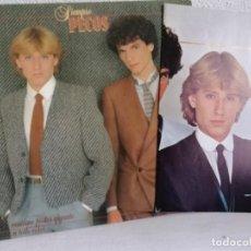 Discos de vinilo: PECOS.-SIEMPRE PECOS LP 1980 COMO NUEVO Y MAGNIFICO POSTER GIGANTE VER + INFORMACIÒN. Lote 271505568
