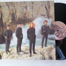 Discos de vinilo: HEROES DEL SILENCIO EL MAR NO CESA LP ORIGINAL 1988 VER + INFORMACIÓN. Lote 271505588
