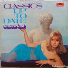 Discos de vinilo: JAMES LAST. CLASSICS UP TO DATE. LP ALEMANIA. Lote 271537133