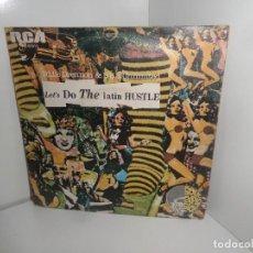Discos de vinilo: EDDIE DRENNON & B. B. S. UNLIMITED - LET'S DO THE LATIN HUSTLE - DISPONGO DE MAS DISCOS DE VINILO. Lote 271550048