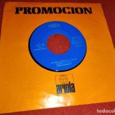 Discos de vinilo: RUMBA 74 MI RUMBA GITANA/BILIBITAY/CHIBAN CHIBAN/POBRE RAMON EP 7'' 1976 SANDIEGO PROMO. Lote 271550883