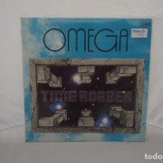 Discos de vinilo: 6/21# VINILO 12´´ - LP - OMEGA - TIME ROBBER / BELLAPHON BACILUS RECORDS - IM-30.032. Lote 271553158