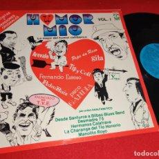 Discos de vinilo: HUMOR MIO VOL.I LP 1980 K-TEL SPAIN RECOPILATORIO AREVALO+GILA+PEPE DA ROSA+ESTESO+PEDRO RUIZ+ETC. Lote 271554113