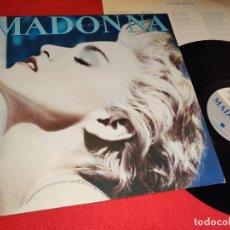 Discos de vinilo: MADONNA TRUE BLUE LP 1986 SIRE EDICION ESPAÑOLA SPAIN. Lote 271554468