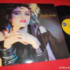 Discos de vinilo: MADONNA MADONNA THE FIRST ALBUM LP 1985 SIRE ESPAÑA SPAIN. Lote 271554608
