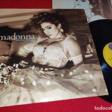 Discos de vinilo: MADONNA LIKE A VIRGIN LP 1985 SIRE ESPAÑA SPAIN. Lote 271554728