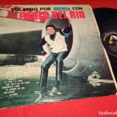 Discos de vinilo: PABLO DEL RIO VOLANDO POR IBERIA CON LP 196? RCA VICTOR EDICION ARGENTINA. Lote 271555583
