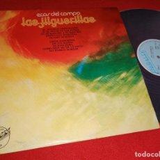 Discos de vinilo: LOS JILGUERILLOS ECOS DEL CAMPO LP 1975 EMBASSY SPAIN ESPAÑA. Lote 271555873