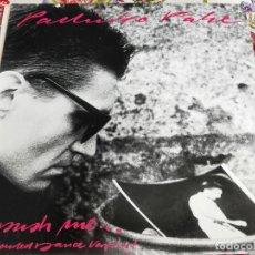 "Discos de vinilo: PACHINKO FAKE* – PUSH ME... STRANGE WAYS RECORDS – WAY 15 12"" 1990. NUEVO. MINT / MINT. Lote 271555908"
