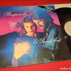 Discos de vinilo: PIMPINELA CONVIVENCIA LP 1985 EPIC ESPAÑA SPAIN. Lote 271556033