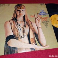 Discos de vinilo: LOS INDIOS TABAJARAS THE VERY THOUGHT OF YOU PENSANDO EN TI LP 1971 RCA ESPAÑA SPAIN. Lote 271556258