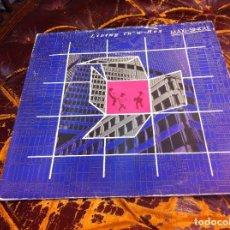Discos de vinilo: LIVING IN A BOX. MAXI SINGLE. 1987. Lote 271556328