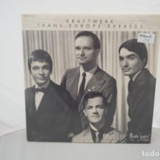 Discos de vinilo: 6/21# VINILO 12´´ - LP - KRAFTWERK - TRANS EUROPE EXPRESS / CAPITOL EMI 3C 064 - 82306. Lote 271556553