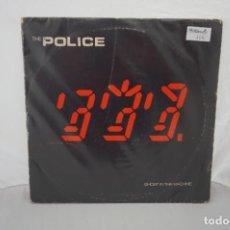 Discos de vinilo: 6/21# VINILO 12´´ - LP - THE POLICE - GHOST IN THE MACHINE / AM RECORDS SP - 03730. Lote 271556843