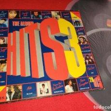 Discos de vinilo: ITS 3 2LP 1985 GATEFOLD SPAIN RECOPILATORIO SADE+MICK JAGGER+JENNIFER RUSH+MADONNA+ETC. Lote 271557093