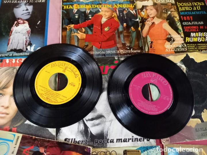 Discos de vinilo: LOTE DE 18 SINGLES DE MARISOL -VER FOTOS - Foto 4 - 271557288