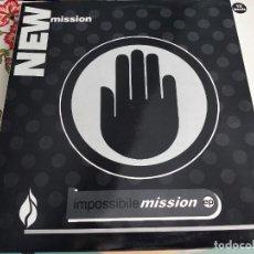 """Discos de vinilo: NEW MISSION – IMPOSSIBLE MISSION MAX MUSIC – NM 501 MA 12"""". MUY BUEN ESTADO. NEAR MINT / NM. Lote 271557983"""