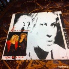 Discos de vinilo: LILI & SUSSIE. OH MAMA. MAXI SINGLE. 1988. Lote 271558298