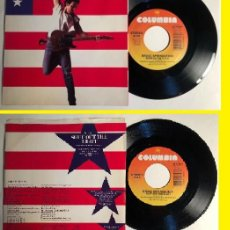 Discos de vinilo: BRUCE SPRINGSTEEN / BORN IN THE USA / SHUT OUT THE LIGHT ( TEMA INEDITO ) 84 - EDIC USA IMPECABLE !!. Lote 271573538