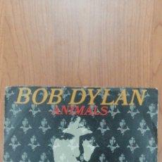 Discos de vinilo: BOB DYLAN, ANIMALS. Lote 271578088