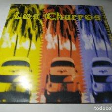 Discos de vinilo: MAXI - LOS CHURROS – LOS CHURROS - BOY-594 (VG+ / VG+) SPAIN 1998. Lote 271585523