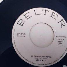 Discos de vinilo: LOS TNT-SINGLE HE SABIDO QUE TE AMABA-SOLO VINILO. Lote 271586193