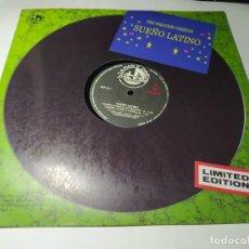 Discos de vinilo: MAXI - SUEÑO LATINO – SUEÑO LATINO - MX 231 (VG+ / VG+) SPAIN 1989. Lote 271586298