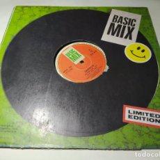 Discos de vinilo: MAXI - CAPPELLA – HELYOM HALIB - BASIX - 002 - E.LIMITADA (VG / VG) SPAIN 1989. Lote 271586498