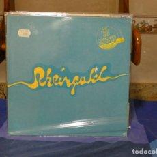 Disques de vinyle: EL TERRIBLE LP DE POP ALEMAN RHEINGOLD CON FLUSS Y DIMENSIONEN MUCHO USO TODO LEVE. Lote 271593018