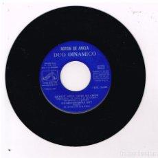 Discos de vinilo: DUO DINAMICO - QUINCE AÑOS TIENE MI AMOR + 3 - EP 1960 - SOLO VINILO. Lote 271594943