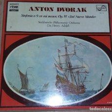 Disques de vinyle: LOTE 7 LPS MUSICA CLASICA. PRECINTADOS.. Lote 271597403