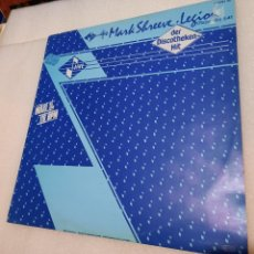 Discos de vinilo: MARK SHEREEVE - LEGION. Lote 271607933