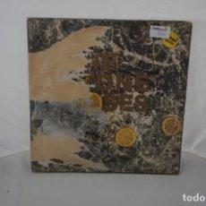 Discos de vinilo: 6/21# VINILO 12´´ - MAXI-SINGLE - THE STONE ROSES – THE STONE ROSES / SILVERTONE ORE LP 502. Lote 271619288