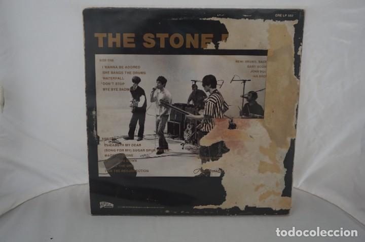 Discos de vinilo: 6/21# VINILO 12´´ - MAXI-SINGLE - The Stone Roses – The Stone Roses / Silvertone ORE LP 502 - Foto 4 - 271619288