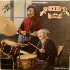 Discos de vinilo: ZUCCHERO MISERERE- PAVAROTTI LP POLYGRAM 1992. Lote 271623158