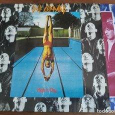 Discos de vinilo: DEF LEPPARD – HIGH 'N' DRY ** RARO LP HOLANDA 1981 GRAN ESTADO **** HARD ROCK. Lote 271625708