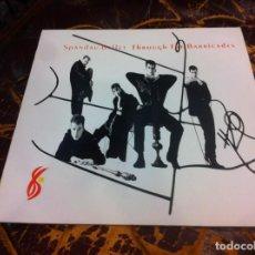 Discos de vinilo: SPANDAU BALLET. THROUGH THE BARRICADES. LP. 1986. Lote 271626153