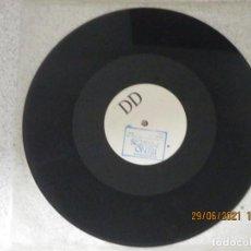 Discos de vinilo: DD - VIOLENCE OF SUMMER ( LOVE´S TAKING OVER ) / YO BAD AZIZI - MAXI - UK - EMI PROMO - LV -. Lote 271631103