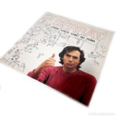 Discos de vinilo: JOAN MANUEL SERRAT - CADA LOCO CON SU TEMA. Lote 271669163
