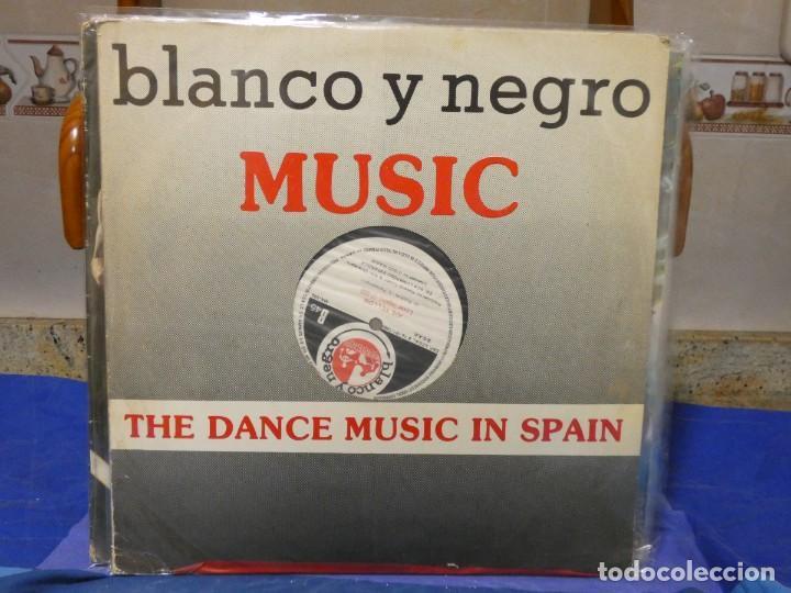 PRECIOSO MAXISINGLE BLANCO Y NEGRO MUSIC 1983 JOE YELLOW LOVER TO LOVER MUY BUEN ESTADO (Música - Discos - LP Vinilo - Jazz, Jazz-Rock, Blues y R&B)