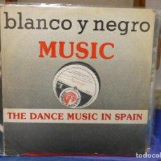 Discos de vinilo: PRECIOSO MAXISINGLE BLANCO Y NEGRO MUSIC 1983 JOE YELLOW LOVER TO LOVER MUY BUEN ESTADO. Lote 271669463